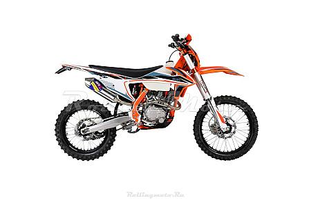 Мотоцикл GR8 F250A (4T 172FMM) Enduro OPTIMUM (2020 г.)