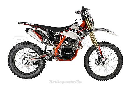 Мотоцикл REGULMOTO Athlete 250 21/18 (2020)