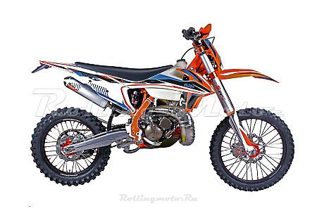Мотоцикл GR8 T250L (2T) Enduro PRO (2020 г.)