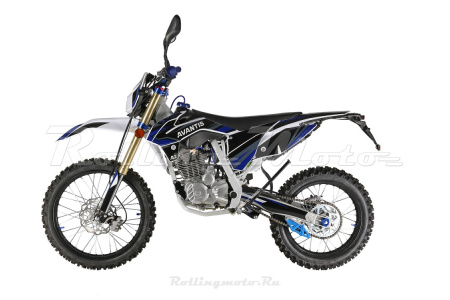 Мотоцикл Avantis A2 (172FMM, возд.охл.) ПТС