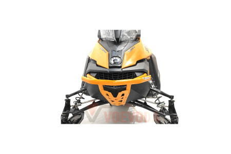 Бампер передний с защитой S-модуля BRP Summit, MX-Z, Renegade, Freeride LYNX Boondocker, 49 Ranger (Rev XM, XS, Rex2 2013-2017)