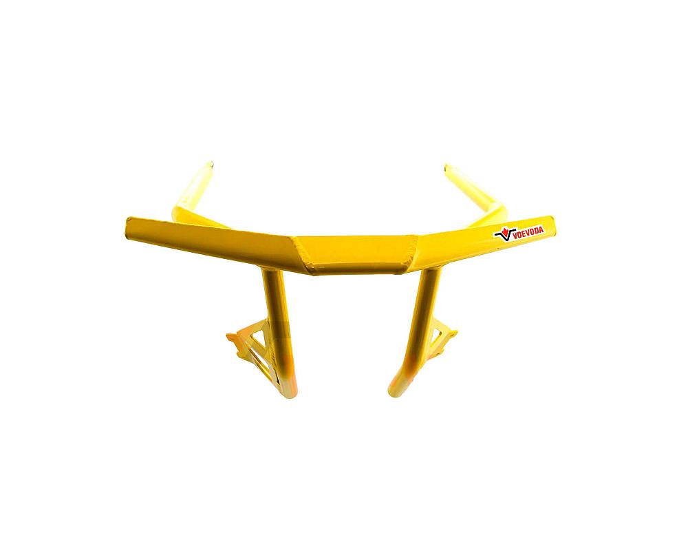 Бампер передний 3D усиленный BRP SKI-DOO Summit LYNX (Платформа Rev XM 2013-2016)
